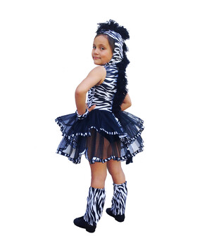 Zebra tutu - $81.99 - DELIVERY IN 5-7 WEEKS - - - - - - - - - - - - - - - - - - - - -ADD TO CART >