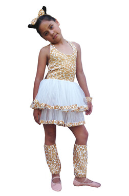 Giraffe Tutu - $77.99 - DELIVERY IN 5-7 WEEKS - - - - - - - - - - - - - - - - - - - - -ADD TO CART >