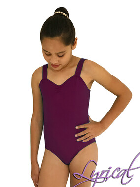 Bronwyn Port Leotard - $38.99 - GRADE 5 AND 6Custom Made - 6 week delivery- - - - - - - - - - - - - - - -ADD TO CART >