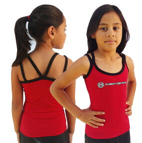 Strappy Tank - Child $37.99 and Adult $42.99 - Add to Cart >